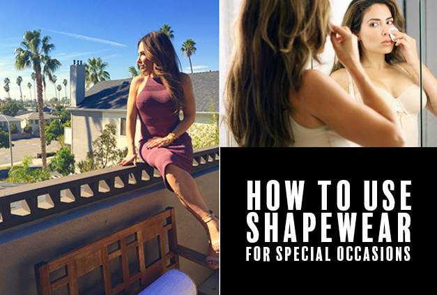Shapewear 101: How to Use Shapewear for Special Occasions