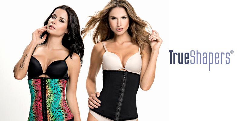 TrueShapers: a latex-free waist trainer that works!