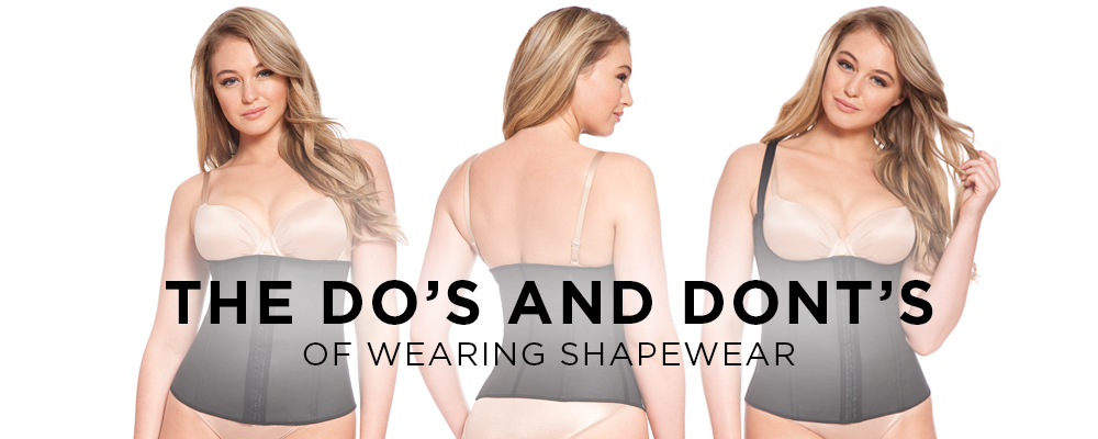 How to wear shapewear: tips and tricks