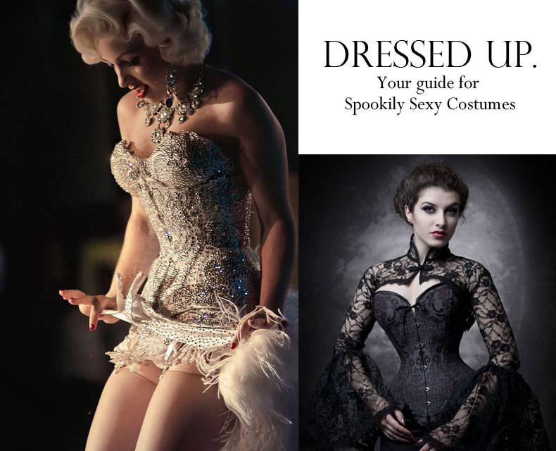 Corset Halloween Costume | 5 Halloween Corset Costume Ideas Hourglass Angel