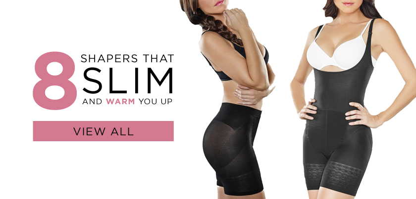 Slim down with thermal shapers