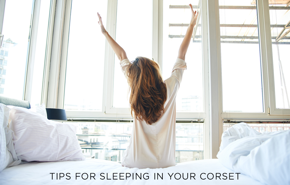 Tips for Sleeping in Your Corset – Hourglass Angel