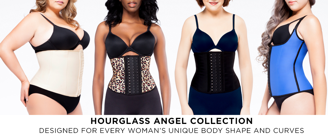 New Hourglass Angel Waist Trainers