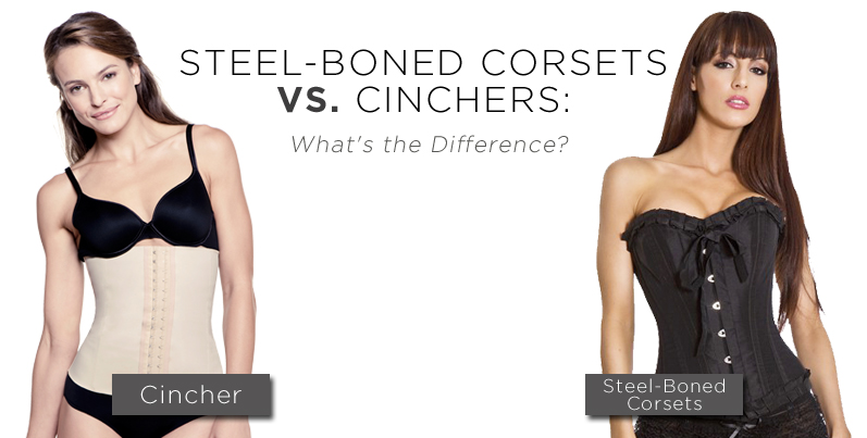 Corsets vs. Cinchers