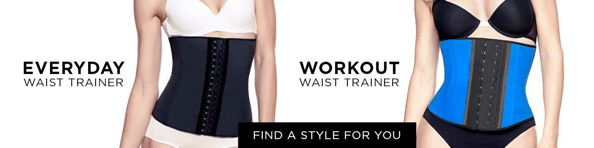 Waist trainers to sculpt your figure in any occasion